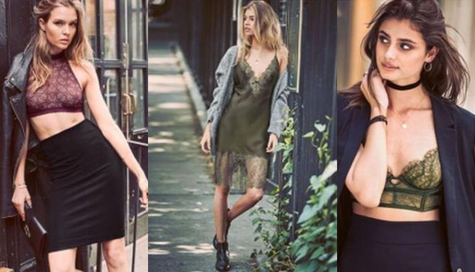 Este es el catálogo de la colección The (Un)Dress Code que fue bajada por Victoria's Secret de su página web. (Victoria's Secret)