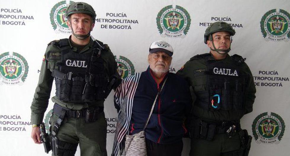 Martín Sombra fue el encargado de mantener en cautiverio a Íngrid Betancourt, secuestrada por las FARC en febrero del 2002. (Foto: Twitter)