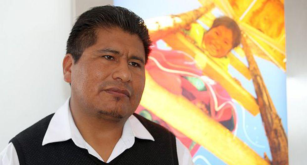Walter Aduviri sería internado en un penal de Puno, según su abogadoCarlos Torres Caro. (Foto: GEC)