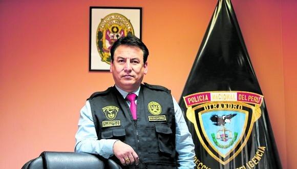 ¿Quién los colocó? Alejandro Oviedo y Noam López figuran en la lista de transferencia del Mininter.