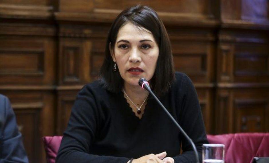 Salazar rechazó decisión de jueza Castañeda sobre su lideresa Keiko Fujimori. (Foto: GEC)