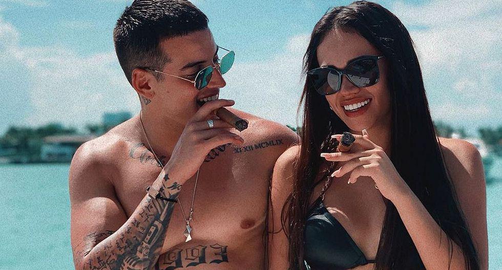 """Nesty confirmó el fin de su relación con Mayra Goñi: """"No fui yo quien terminó"""". (Foto: @mayragoñi)"""