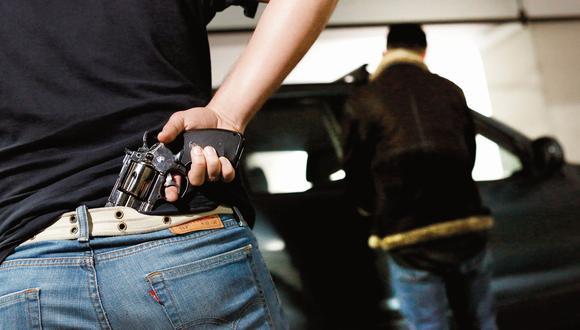 Bandas de 'marcas' operan con mayor fuerza en julio y diciembre, según la Policía.