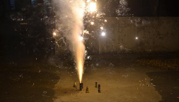 El hombre estaba pasado de copas y decidió detonar el explosivo. (Imagen referencial Getty Images)