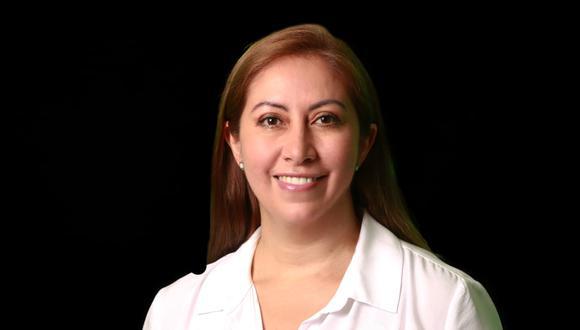 Katherine Ampuero es candidata al Congreso por Lima con APP.