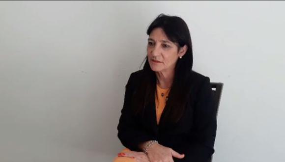 Le oncóloga pediatra Mercedes García Lombardi recomendó a los padres consultar con un especialista si hay un dolor persistente en los huesos de los niños.