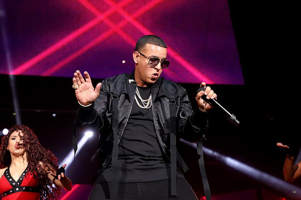El cantante Daddy Yankee estuvo en Lima en el evento Juntos en Concierto 8 que se realizó en 2016. (GETTY)