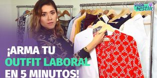 Mejora tu outfit laboral en 5 minutos