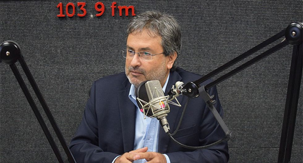 """Juan Jiménez Mayor dijo que el gabinete ministerial que preside Salvador del Solar """"ha venido a refrescar la política"""". (Foto: GEC)"""