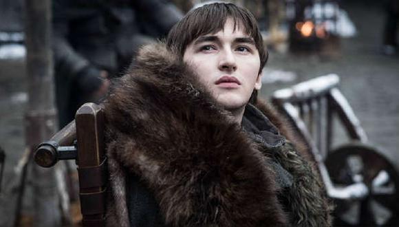 """Así fue el reencuentro de Jon Snow con Bran Stark en el primer capítulo de la última temporada de""""Game of Thrones"""". (Foto: HBO)"""