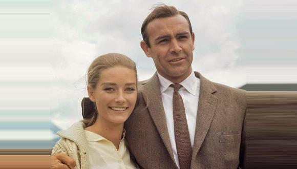 "Tania Mallet fue la co-protagonista de Sean Connery en ""James Bond: Goldfinger"". (Foto: Pinewood Studios)"