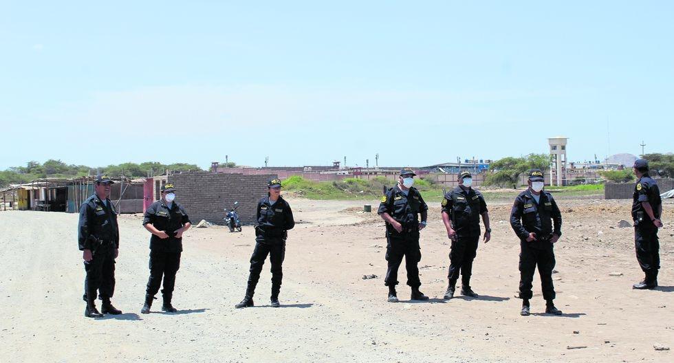 El agente trabajaba en la División de Seguridad de Penales de la PNP