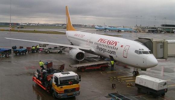 Turquía: Avión aterriza de emergencia por intento de secuestro. (USI)