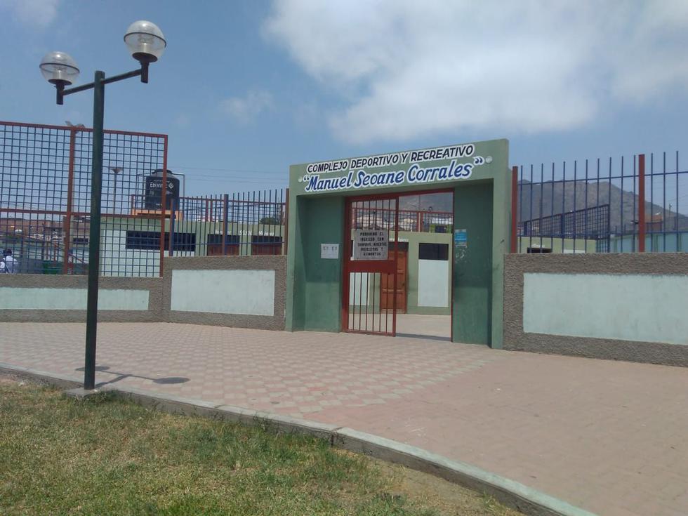 La víctima fue interceptada por los maleantes cuando salía de un complejo deportivo en La Esperanza. (Alan Benites)
