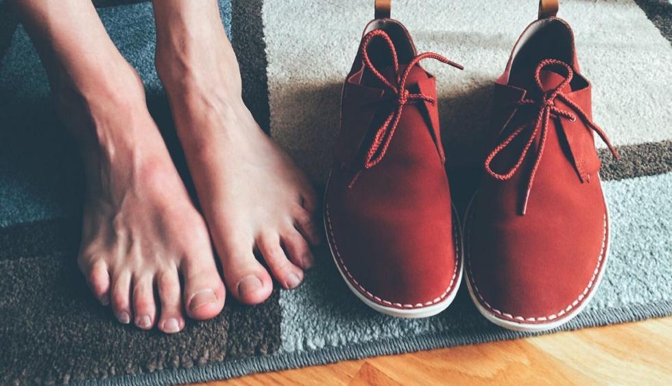 ¿El segundo dedo de tu pie es más grande que los demás? (Foto: Pexels)