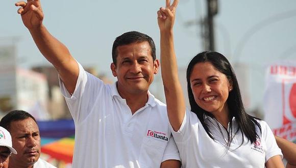El fiscal Germán Juárez presentó esta mañana la acusación contra el expresidente Ollanta Humala y su esposa Nadine Heredia. (GEC)