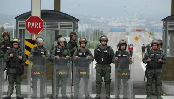 Los eurodiputados ya fueron impedidos de entrar en Caracas por órdenes del gobierno de Nicolás Maduro. (Foto: Reuters)