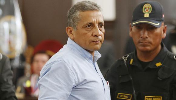 El INPE anunció que aislará a Humala por siete días y lo trasladará al penal Ancón I.