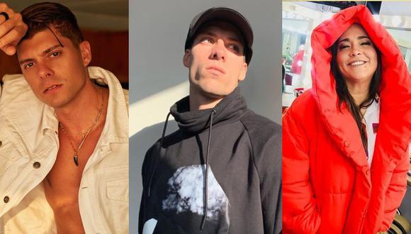 Las tres figuras de la televisión se pusieron de acuerdo para realizar divertido TikTok. (Instagram)