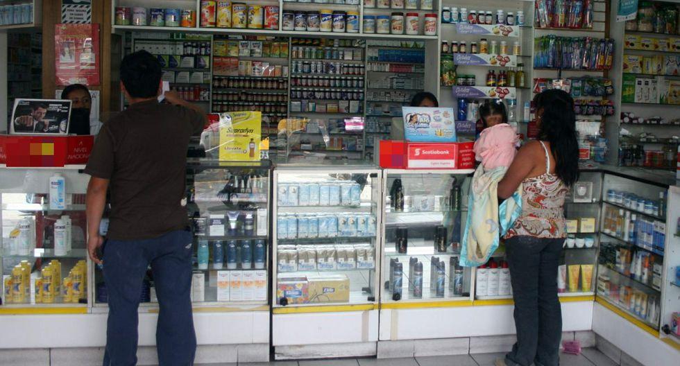 Minsa publicó importante lista de medicamentos genéricos. (Foto: Foto: GEC)
