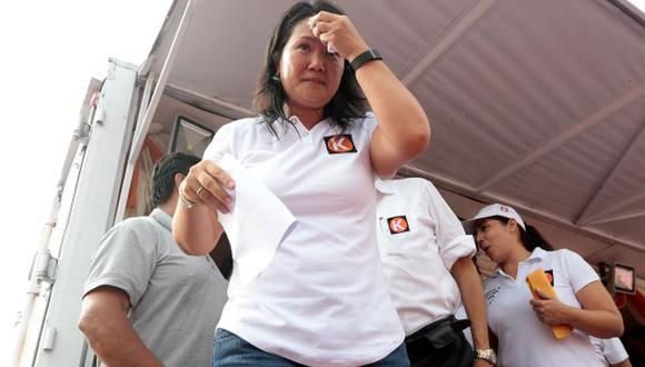 Piura es la única región del Perú donde ganó Fuerza Popular. (Foto: GEC)