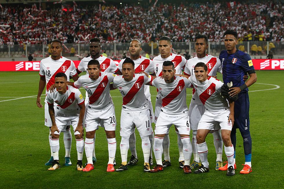 Selección peruano. (GETTY)