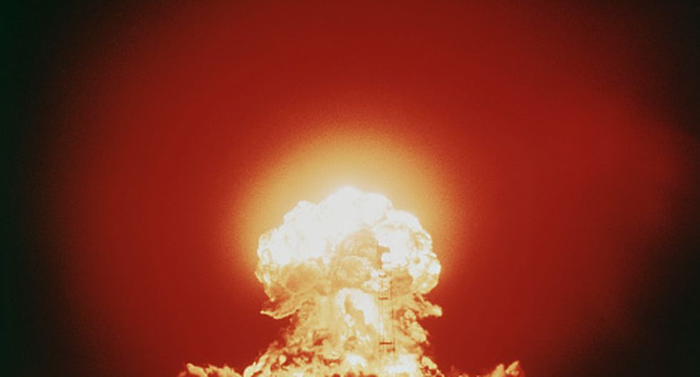 Armas nucleares (Getty)