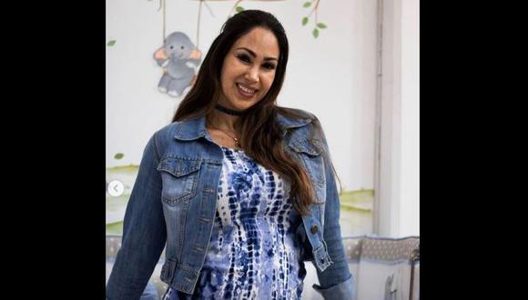 Melissa Loza espera su segundo hijo fruto de su relación con Juan Diego Álvarez Noval. (Instagram)