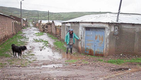 Son 31 provincias en las que caerán aguaceros y rayos hasta este lunes 12 de marzo. (USI)