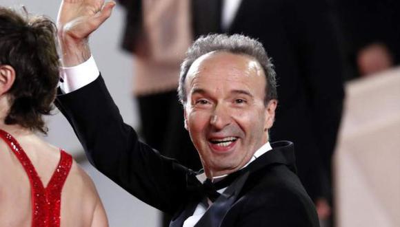 """Roberto Benigni ganó el Oscar a Mejor Actor por """"La vida es bella"""" (1997). (Foto: EFE)"""