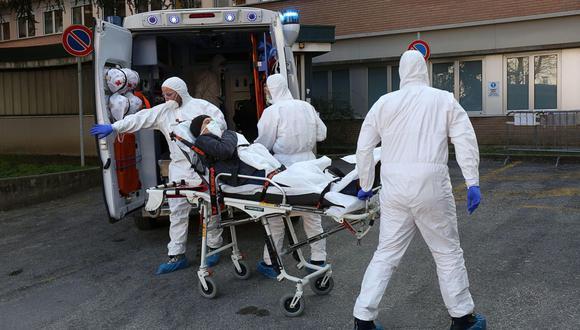 El Jefe de la Protección Civil especificó que la mayoría se encuentran en aislamiento domiciliario, mientras 159 están ingresados y 37 en la unidad de cuidados intensivos. (EFE).