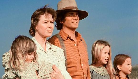 """""""La familia Ingalls"""" se convirtió en serie después del éxito que obtuvo la película de televisión del mismo nombre, filmada meses antes, en 1973 (Foto: NBC)"""