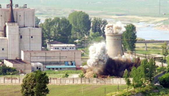 Imagen de archivo de las instalaciones en Yongbyon. (Reuters)