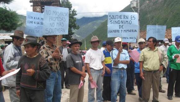 Manifestantes piden que Gobierno instale una mesa de diálogo. (Cortesía: Epensa)