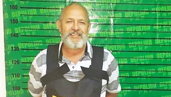 Áncash: el sentenciado será trasladado al penal de Cambio Puente, donde cumplirá su condena por tocamientos indebidos en agravio de una menor de 13 años. (Foto: PNP)