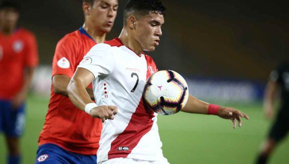 Yuriel Celi jugará por primera vez en Primera División. (Foto: GEC)