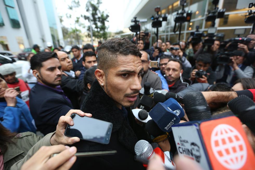 Extrabajor del Swissotel revela que omitió información en el caso Paolo Guerrero| Swissotel. (GEC)
