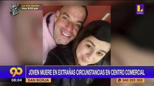 San Borja: Joven fallece en extrañas circunstancias dentro de un Centro Comercial