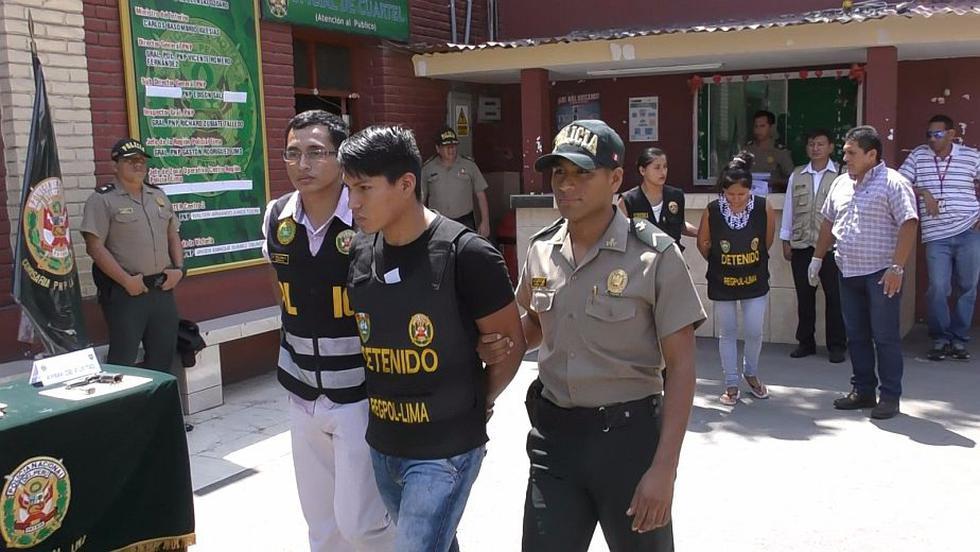 Un recluta del Ejército fue detenido con dos kilos de droga. (Difusión)