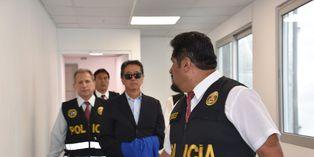 Yoshiyama se encuentra en carceleta del Ministerio Público