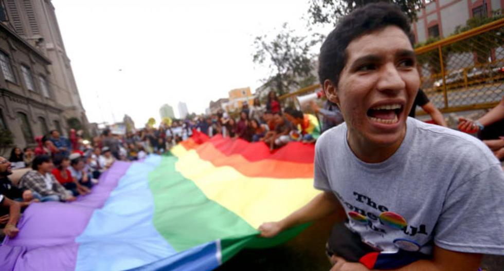 Encuesta del INEI reveló la situación de discriminación en que se encuentra la población LGTBI en el Perú. (RenzoSalazar/Perú21)
