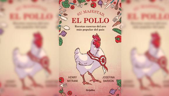 Un libro para los que aman el pollo en todas sus formas.