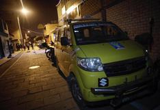 Carabayllo: falleció adolescente atacado con un desarmador por taxista