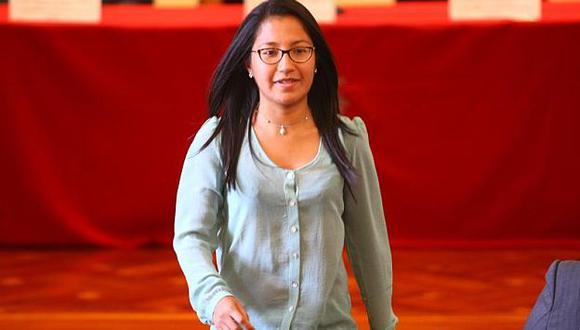 Regidora Marité Bustamante debía papeletas de tránsito por S/.2 mil