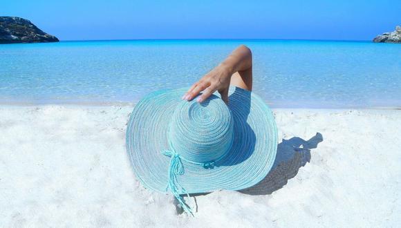 Las quemaduras solares principalmente en la infancia incrementan el riesgo de padecer cáncer de piel en  los adultos. (Foto: Pixabay)
