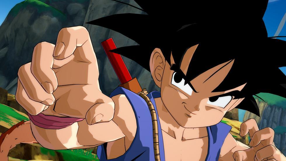 'Kid Gokú' llegará muy pronto a 'Dragon Ball FighterZ'.