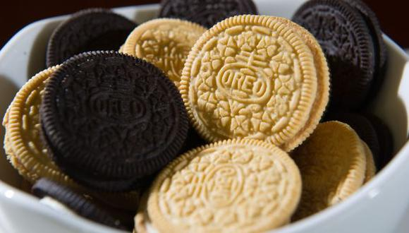 La Oreo es la galleta que más consumen los estadounidenses. (Bloomberg)