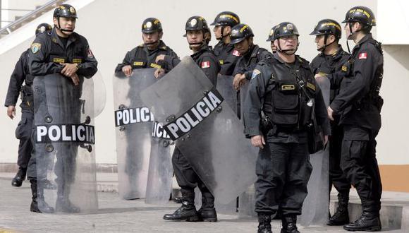 Se espera que aumento del presupuesto ayude a combatir la inseguridad. (Perú21)