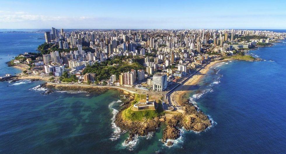 Salvador de Bahía.(Foto: Difusión)