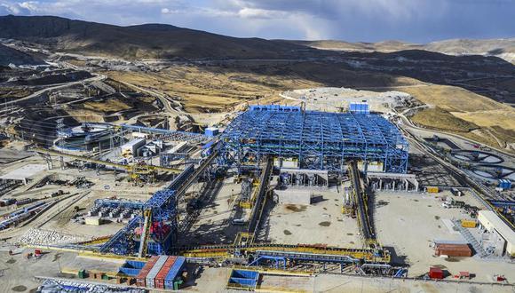 El Ejecutivo amplío el estado de emergencia en el corredor minero por donde se transportan los concentrados de minerales de la mina Las Bambas. (Foto: Andina)